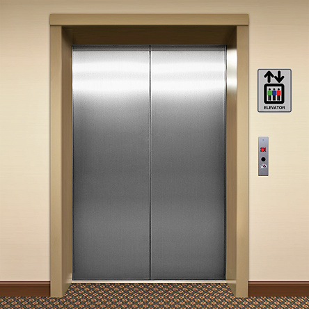 small sign elevator template